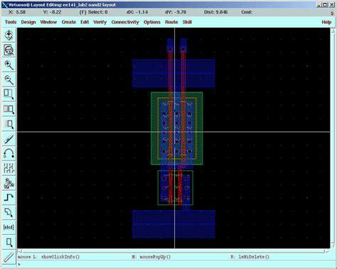 cadence virtuoso layout editor tutorial virtuoso tutorial