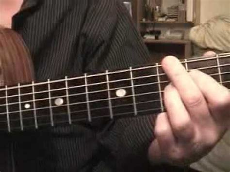 minor swing lesson minor swing chords youtube