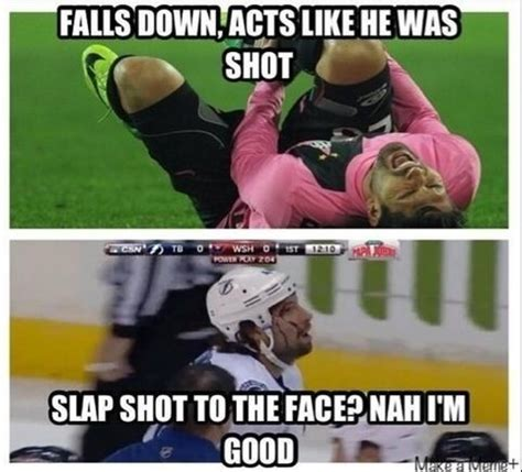 Soccer Hockey Meme - hockey vs soccer so true hockey is the best hockey