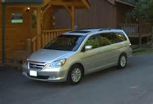 2005 Honda Odyssey Touring 2005 Honda Odyssey Pictures Cargurus