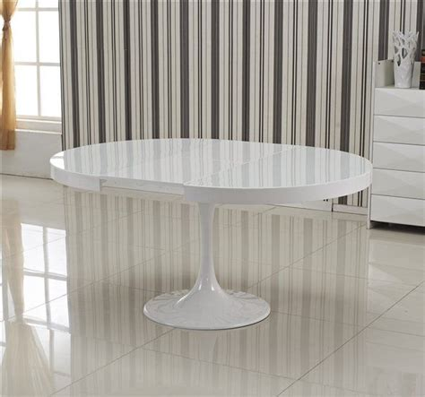 Table Ronde Extensible Blanche by 78 Ideas About Table Ronde Extensible On