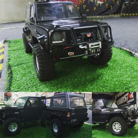 daihatsu feroza custom custom rc adventure daihatsu rocky basic kit scx