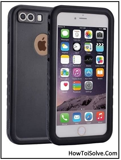 best iphone 7 plus waterproof cases in 2019 iphone 8 plus supported