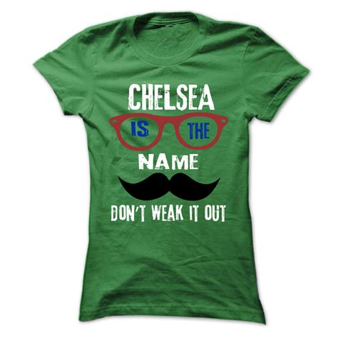 Shirts Name Chelsea Boy Name Meanings Meaning Of Names Baby