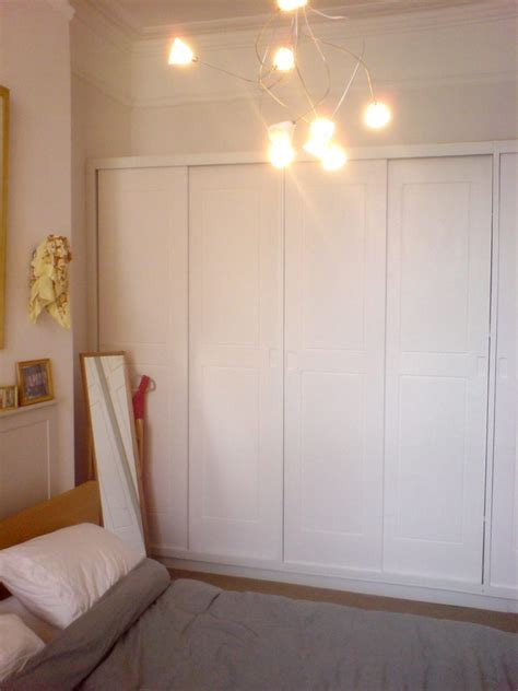 White Fitted Wardrobe Doors wardrobes with sliding doors richard sothcott brighton carpentry