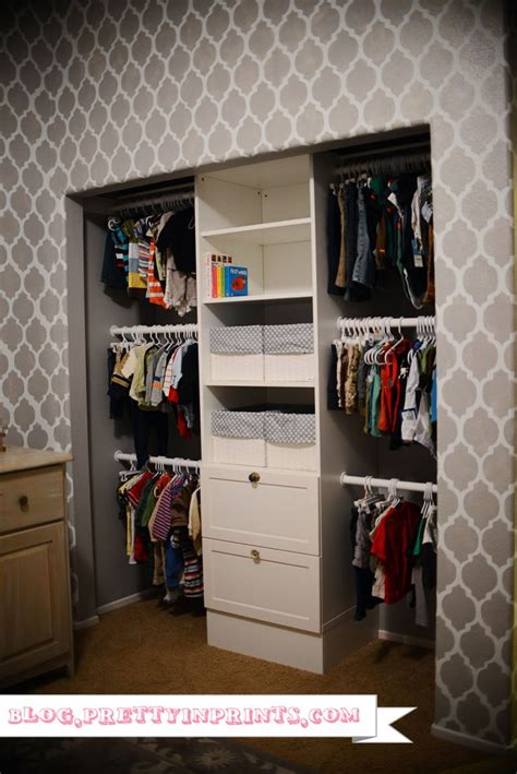 ikea closet organization nursery closet organization using ikea stuva storage