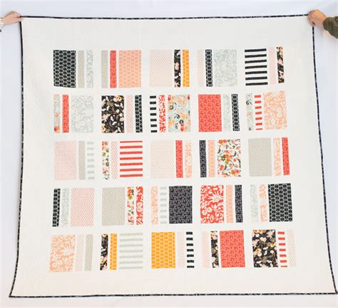 Pattern Companies | peaches n cream full quilt simple simon and company