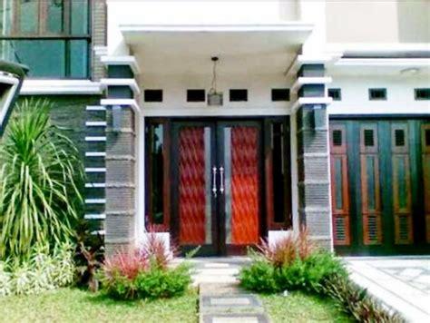 desain rumah yg cantik inspirasi desain teras cantik untuk rumah minimalis simomot