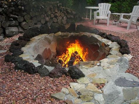 best wood to burn in a pit in ground pit plans pit design ideas