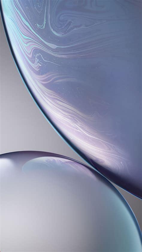 original apple iphone xr wallpaper  silver