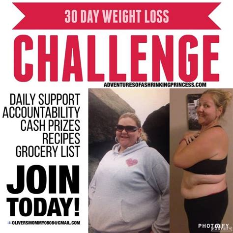 weight loss 30 days 30 day weight loss challenge adventures of a shrinking