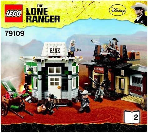 Lego 79109 Lone Rangercolby City Showdown lego colby city showdown 79109 the lone ranger
