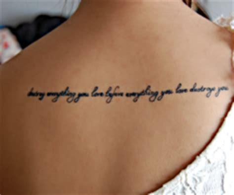 tattoos quotes with meaning tumblr tumblr tattoo tattoos tumblr quotes