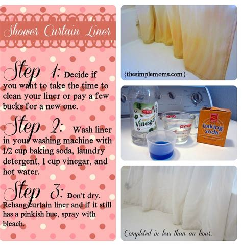 natural ways to clean bathroom natural way to clean shower curtain liner image bathroom