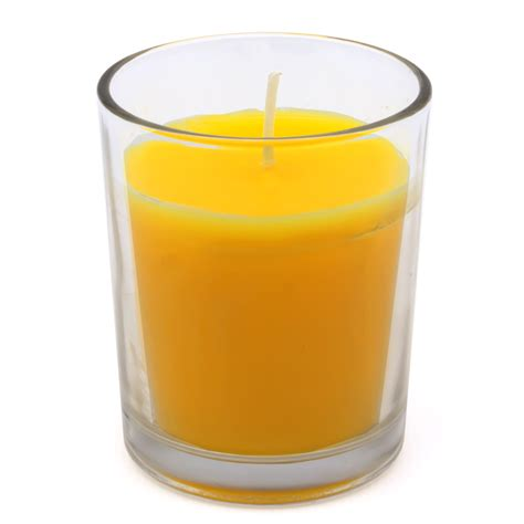 weiße kerzen im glas m 252 ckenkerzen 3 stk citronella kerzen duftkerze im glas