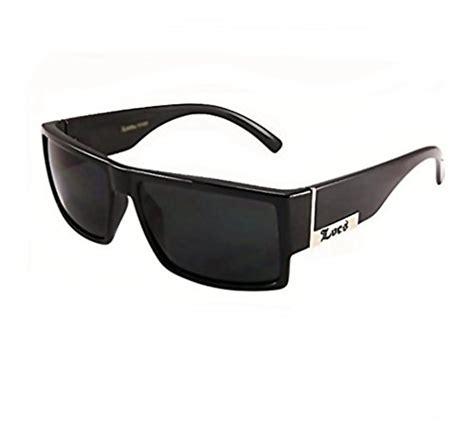 Locs Sunglasses Original Blue Lenses galleon original locs og sunglasses
