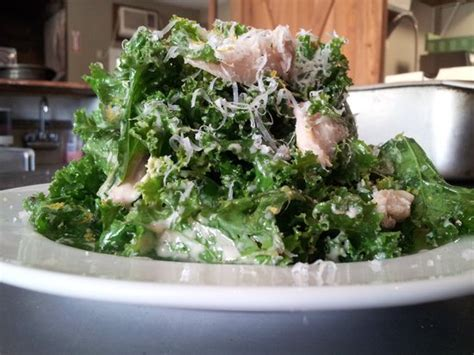 kale salad picture of stoneacre pantry newport
