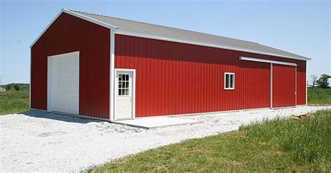 pole buildings    pole barn customer projects