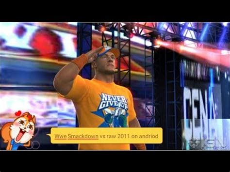 smackdown vs 2011 apk smackdown vs 2011 on android