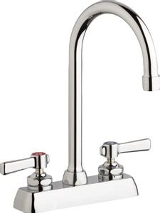 Chicago Faucets Residential by Chicago Faucets W4d Gn2ae35 369ab Workboard Faucet 4