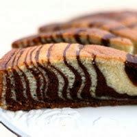 cara membuat kue zebra yg lembut resep resep masakan dan kue kreatif