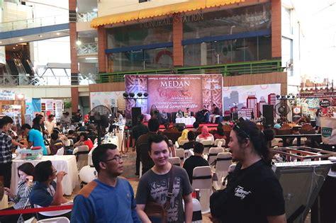 medan international coffee festival  semangat kopi sumatera utara majalah otten coffee