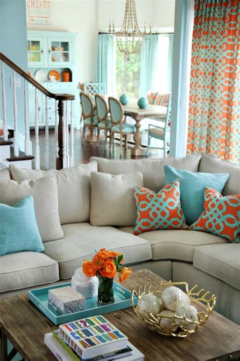 Coral Color Living Room by Best 25 Coral Living Rooms Ideas On Coral