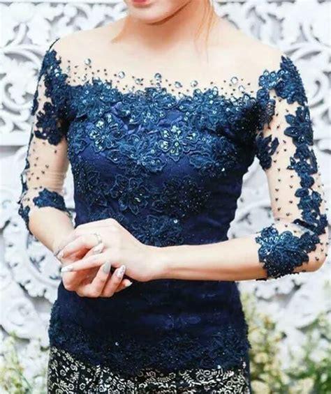Best 25  Brokat ideas on Pinterest   Kebaya dress, Kebaya