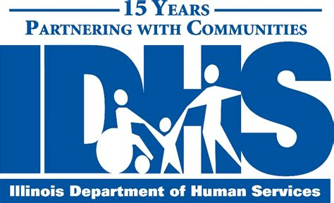 Illinois Dhs Office dhs illinois department of human services logo foto