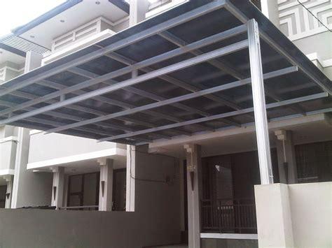 Besi Holo Hollo Hollow Galvalum 2x4 0 3 kanopi baja ringan canopy dan rangka atap