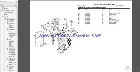 Auto Repair Manuals Deutz Fahr Full Set Parts Manual Dvd