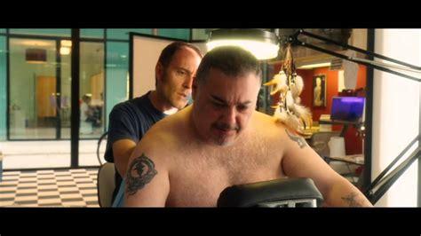 la sedia della felicit 224 clip mastandrea il tatuatore