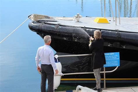 boat parts port adelaide flinders ports launches first of two new pilot boats