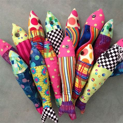 Chave Cloth funky fabric fish by debdidit on etsy fishie fish fabrics and etsy