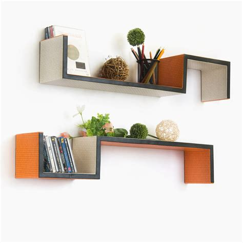 wall bookshelf ideas 7 attractively unique modern wall bookshelves