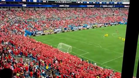 Kaos Ynwa Make Us Liverpool Soccer liverpool fc at bank of america stadium fans