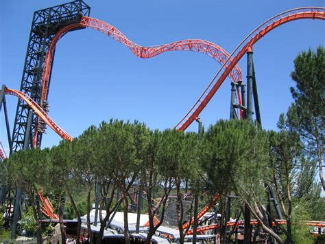 theme park madrid image gallery madrid amusement park