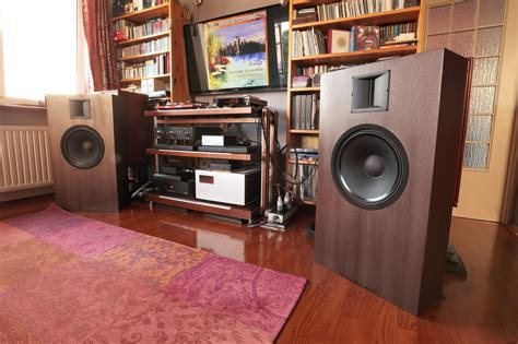 acuhorn 15 loudspeakers positive feedback