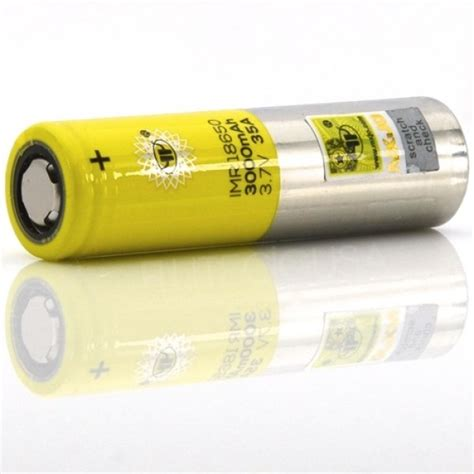Mxjo Imr 18650 3000mah 35a Flat Top Battery Authentic Baterai Batre 2 Pack Mxjo Imr 18650 3000mah 35a 3 7v Rechargeable Ion Battery