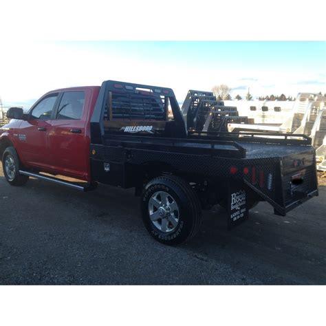hillsboro truck beds hillsboro gii steel bed pickup flatbeds