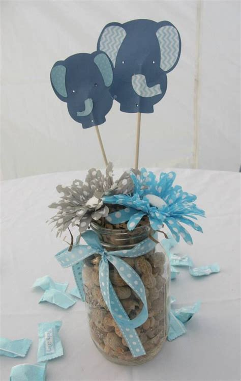 Elephant Baby Shower Decorations by 25 Best Ideas About Elephant Centerpieces On