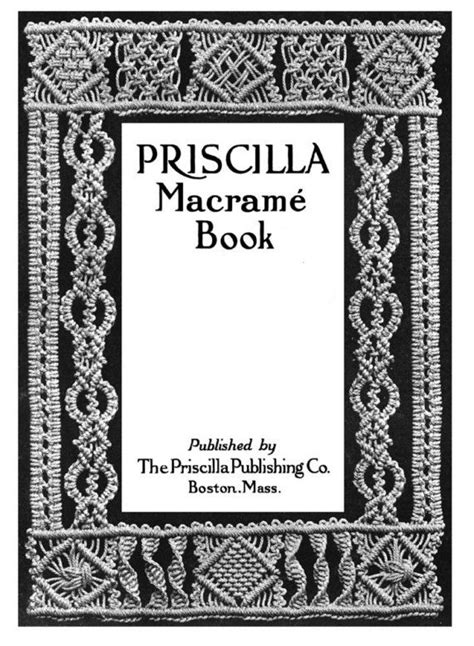 Macrame Book - 66 best images about books on jewelry macrame