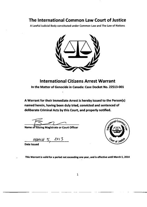Meaning Of Search Warrant And Warrant Of Arrest Warrant Definition And Meaning Market Business News