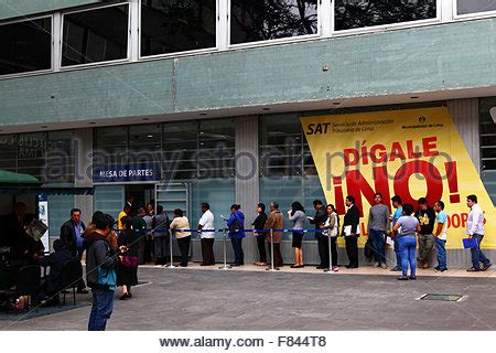 Local Tax Office by Line Of Waiting Outside An Store In