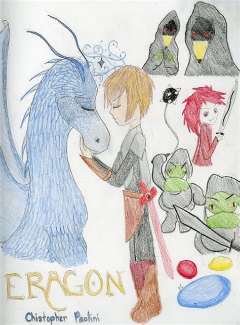 eragon book report eragon for my book report by harvestmoonluvr