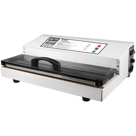 Vaccum Sealers weston pro 2100 vacuum sealer 148756 vacuum sealers at sportsman s guide