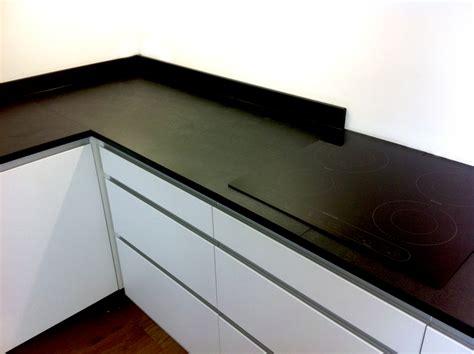Tiled Kitchen Backsplash Photographs Of Slate Kitchen Worktops Work Surfaces Sink