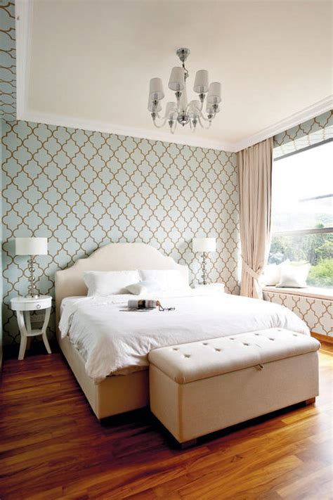Bedroom Wallpaper Singapore House Tour Modern Country Style Home With Lots Of