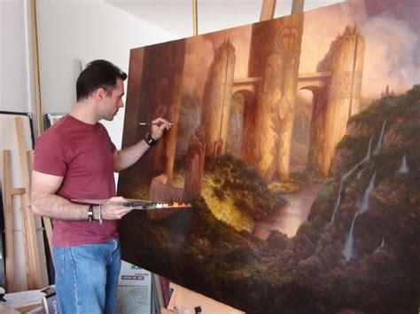 a painter painter christophe vacher