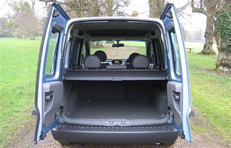 vauxhall combo crewvan  road test road tests